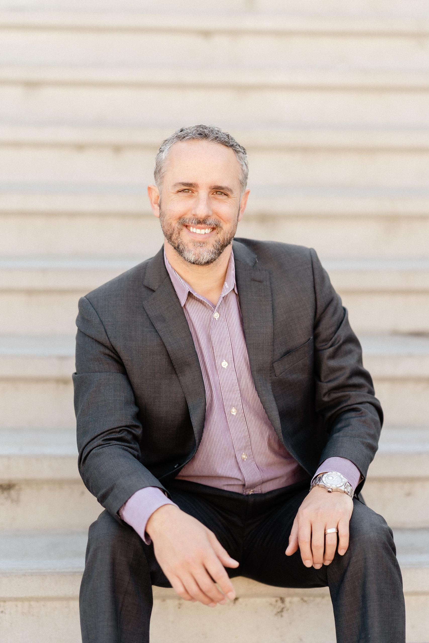Derek Shebby from Modern Sales Training