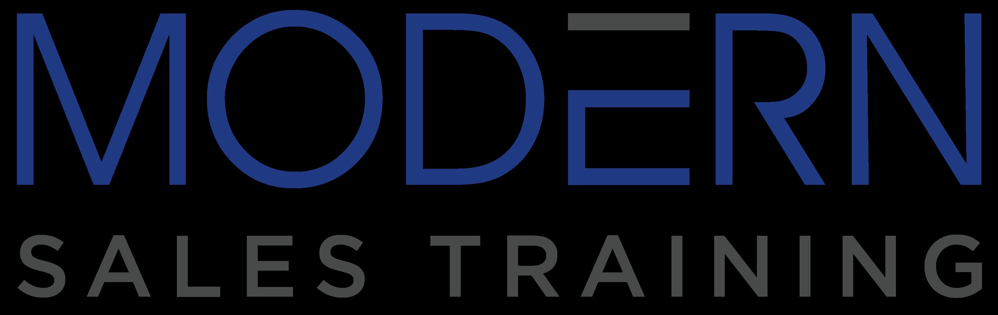 Modern Sales Training logo
