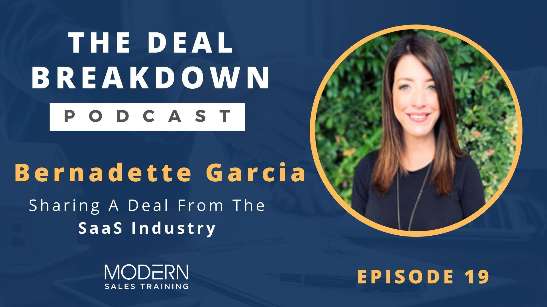 The-Deal-Breakdown-Podcast-Modern-Sales-Training-Bernadette-Garcia