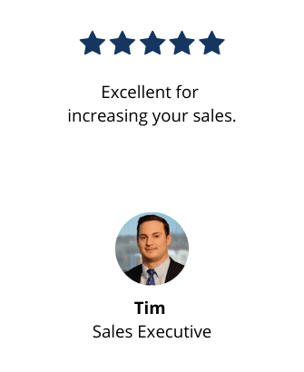 Modern Sales Training course testimonial