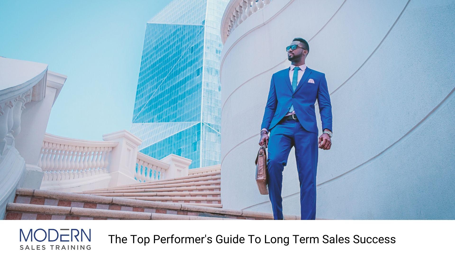 Top-Sales-Performer-B2B-Sales-Training-Course-Modern-Sales-Training