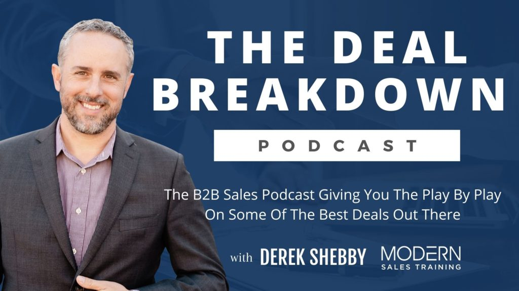 The-Deal-Breakdown-podcast-Sales-Podcast-by-Modern-Sales-Training