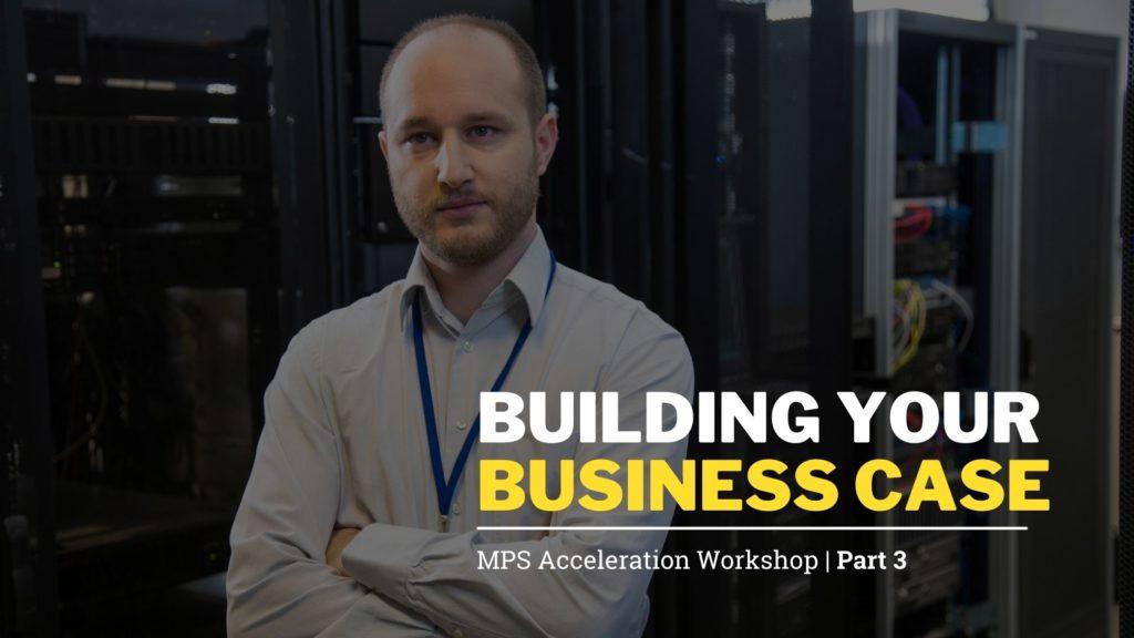 MPS Acceleration Workshop Sales Training 3
