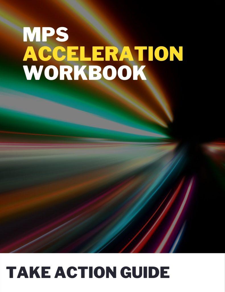 MPS Workshop Workbook Modern Sales Training